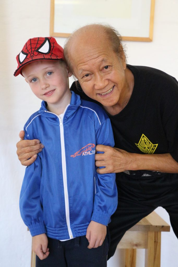 Lenny und Sifu