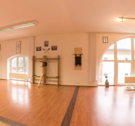 Kampfkunsttempel Wing Chun Kung Fu Schule Jena