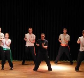 Selbstverteidigung Jena Kampfkunst Gewaltprävention Siu Lim Tao Wing Chun Kung Fu