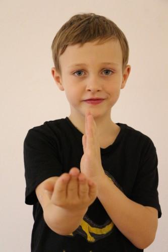 Kampfkunsttempel Drachenkinder Bewegung körperliche Aktivität Kinder Jugendliche Rücken Gesundheit