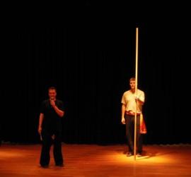 Long Pole Lo Man Kam Wing Chun Kung Fu Kampfkunsttempel