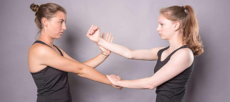 Frauen Selbstverteidigung Kampfkunsttempel Wing Chun Jena