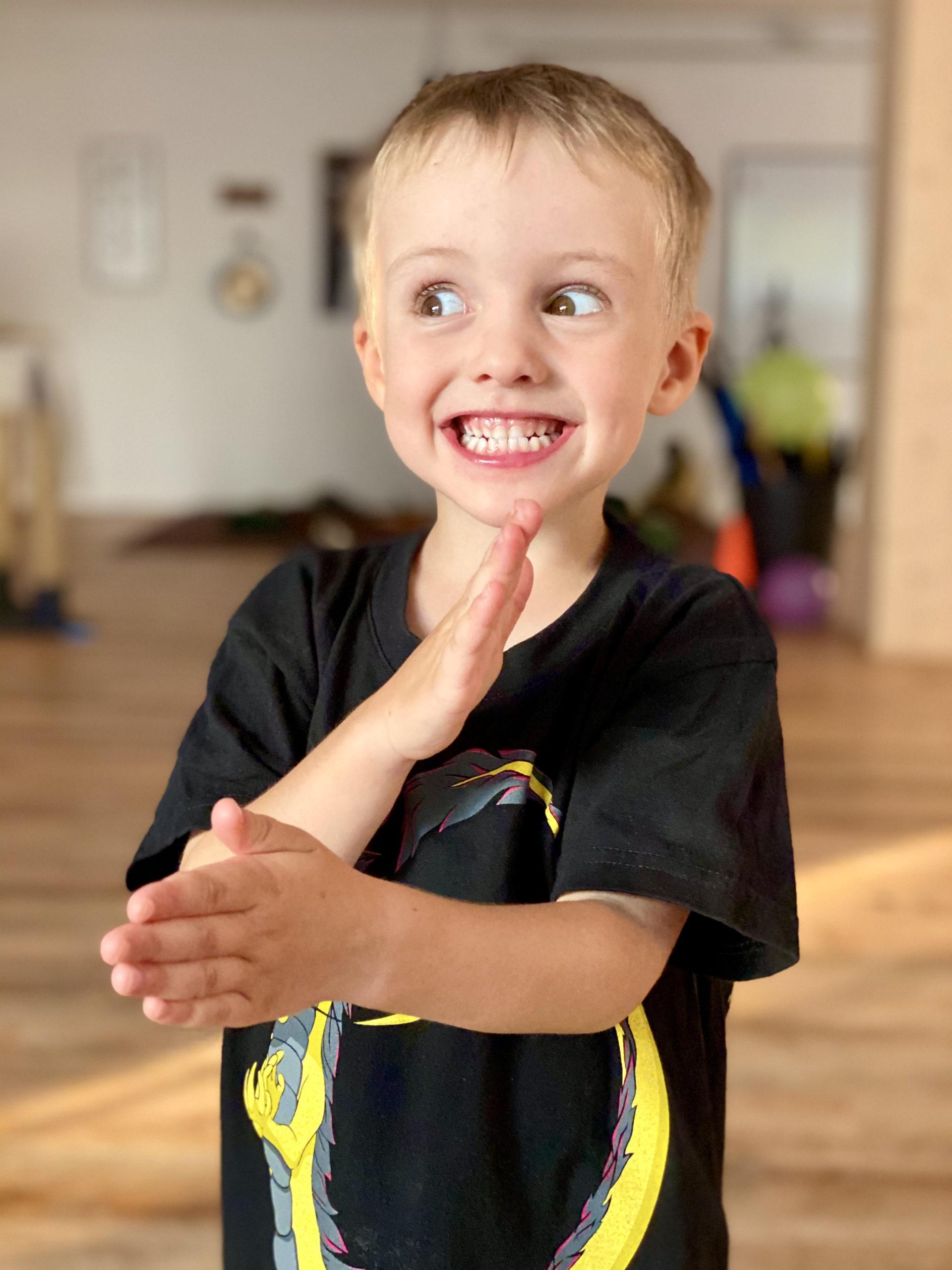 Wing Chun Jena Drachenkinder